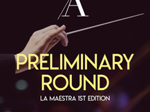 La Maestra - Epreuve éliminatoire du concours international de cheffes d'orchestre | Gioacchino Rossini