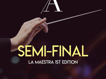 La Maestra - Demi-finales du concours international de cheffes d'orchestre | Robert Schumann