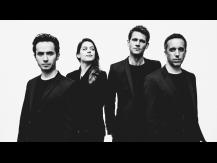 Beethoven - Quatuor Ebène. Intégrale des quatuors à cordes : quatuors n°6, n°15 |