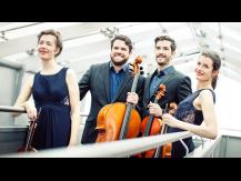 Rising Stars. Quatuor Aris - Schulhoff, Haydn, Mochizuki, Beethoven   Erwin Schulhoff