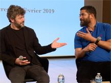 Rencontre avec Pablo Heras-Casado et Lionel Sow |