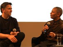 Rencontre avec Laurent Garnier et Jeff Mills |