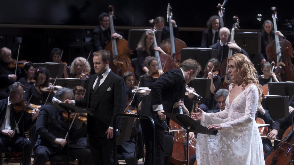 Le Songe de Gerontius - Orchestre de Paris - Daniel Harding - Magdalena Kozena - Andrew Staples - John Relyea