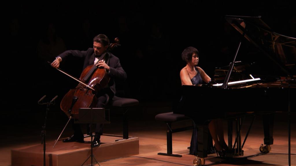 Gautier Capuçon / Yuja Wang : Franck, Chopin