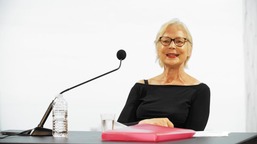 Lydie Salvayre - Musiquer la langue - Série Grands témoins