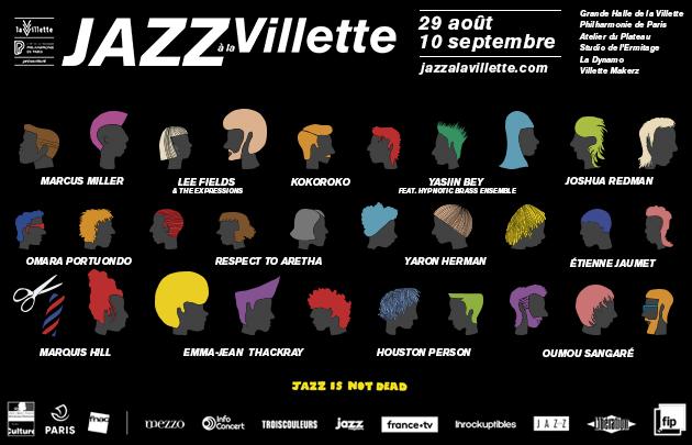 Jazz à la Villette 2019 |