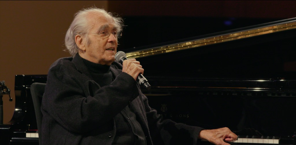 Michel Legrand © Philharmonie de Paris