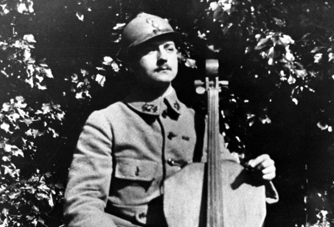 Un violoncelliste dans la Grande Guerre - Parcours thématique |